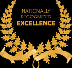 Nationally Recognized Excellence